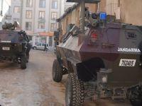 Şırnak ve ilçelerinde Newroz öncesi ev baskınlarında 76 kişi gözaltına alındı