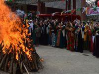 Hakkari'de Newroz coşkuyla kutlandı