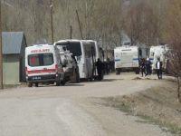 Yüksekova'da 'sayaç' gerginliğinde 4 kişi gazdan etkilendi
