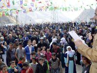 Hakkari Newroz Tertip komitesinden halka teşekkür