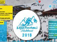 Hakkari'de bugün Kar Festivali düzenlenecek