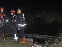 Otomobil gölete uçtu: 5 kişi ölü