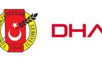 TGC'den DHA'ya ''Gazetecilik başarı'' ödülü