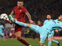 Barcelona'yı 3-0 yenen Roma Şampiyonlar Ligi yarı finalinde