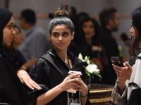 Suudi Arabistan'da kadınlara özel moda haftası