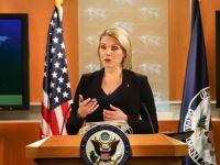 Trump ABD'nin BM koltuğunu Nauert'e veriyor