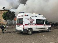 Iğdır'da patlama: 1 ölü 3' ağır 16 kişi yaralandı