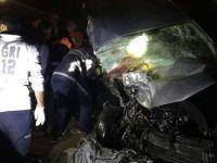 Doğubayazıt'ta feci kaza: 4 ölü, 3 yaralı