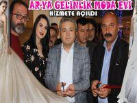 AR-YA Gelinlik Moda Evi hizmete açıldı