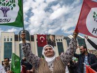 HDP'de seçim toplantısı
