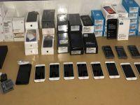 Şemdinli'de kaçak cep telefonları ele geçirildi
