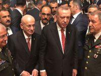 Erdoğan'dan Özgür Özel'e: Ağzının payını verirdim