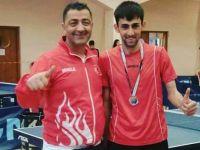 Hakkarili Sporcu Slovenya'da turnuvaya katılacak