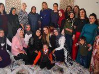 Toprak, Aşçılık kursuna katılan bayan kursiyerleri ziyaret etti