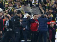 Beşiktaş yarıda kalan Fenerbahçe maçına çıkmama kararı aldı