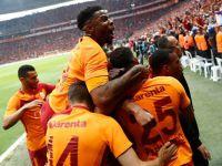 Galatasaray: 2 - Beşiktaş: 0