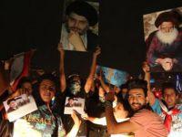 Irak'ta sürpriz: Şii lider Sadr önde, Abadi üçüncü sırada