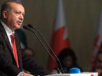 Erdoğan: Kudüs, bir terör devletinin insafına bırakılmaz