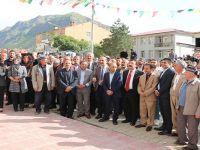 HDP Şemdinli'de seçim bürosu açtı, adaylar tanıtıldı