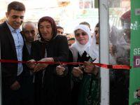 HDP Çukurca'da seçim bürosunu açtı