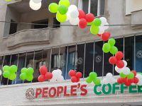 People's Coffee'den bir açılış daha
