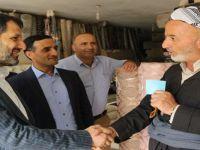 Seçim günlüğü: Ak Parti Şemdinli'de esnafı ziyaret etti