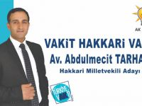 Ak Parti adayı Tarhan'ın bayram mesajı