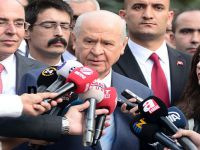 Bahçeli: Demirtaş'tan başka HDP'de adam mı yoktu aday olacak
