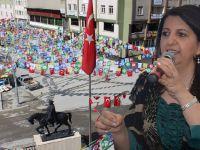 HDP eş genel başkanı Pervin Buldan bugün Hakkari'de konuşacak