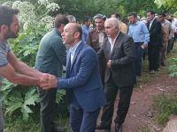 Hakkari'de seçim çalışmaları devam ediyor