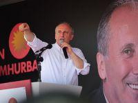 Muharrem İnce'den Erdoğan'a: Benimle ekrana çık havan olsun