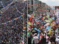 HDP, final mitinglerini Van ve İzmir'de yaptı