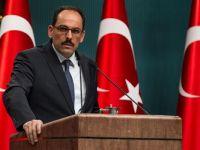 İbrahim Kalın: NATO sonuç bildirgesi memnuniyet verici