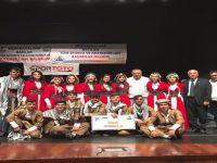 Colemerg Spor Kulübü Türkiye İkincisi oldu