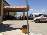 Hakkari'de roketli saldırı: 1 şehit 3 yaralı