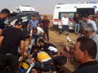 Nusaybin'de cip takla attı: 3'ü ağır 6 yaralı