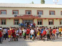 Yüksekova Belediye spor Futbol yaz okulu açtı