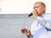 Erdoğan: Türkiye'de baya dolar var