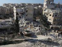 ABD, İngiltere ve Almanya'dan Suriye'ye çağrı