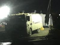 Üçüncü havalimanında işçiler gece baskınıyla gözaltına alındı