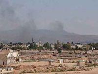 İsrail'den Şam Havalimanı'na füze saldırısı