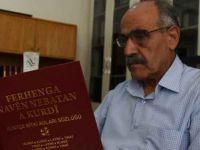 14 yıl araştırdı ilk Kürtçe Bitki Sözlüğünü yazdı