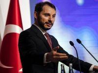 Hazine ve Maliye Bakanı Albayrak: Tarih yazmaya devam ediyoruz