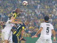 Fenerbahçe: 1 - Beşiktaş: 1