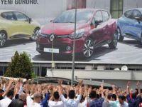 TOFAŞ'tan sonra Renault'tan üretimi durdurma kararı