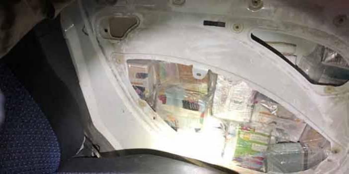 Van'da otomobilde 52 kilo 'eroin' ele geçirildi