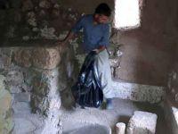 Çukurca'da su değirmeni restore ediliyor