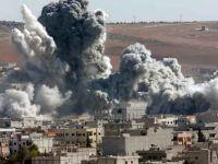 'Koalisyon Suriye'de beyaz fosfor kullandı' iddiası