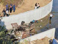 Umuda yolculuk faciayla bitti: 19 ölü, 5 yaralı