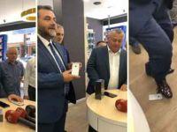 iPhone'nu satan MHP'li vekil: Kaldık ortada